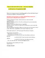 Tournoi de tennis de la Lèze 29 aout 2020au 12septembre (2)
